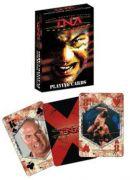 Wrestling TNA hrací karty