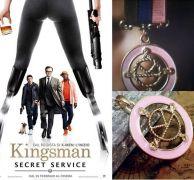 Kingsman: Tajná služba (The Secret Service) náhrdelník