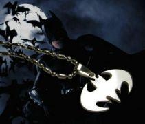 Batman - náhrdelník Logo (ocel)