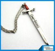 Hra o trůny (Game of Thrones) - náhrdelník meč