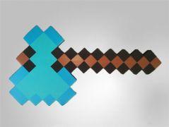 Minecraft - sekera