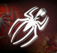Spiderman náhrdelník Pavouk