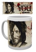 Walking Dead - hrnek Daryl Needs You