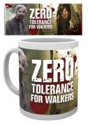 Walking Dead - hrnek No Tolerance For Walkers