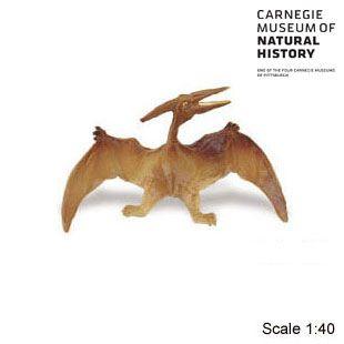 Carnegie Collectibles Pteranodon Safari Ltd.