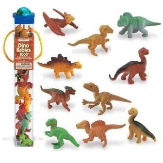 Dinosauří mláďata Safari Ltd.