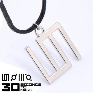 30 Seconds To Mars - náhrdelník Symbol 2. jakost