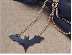 DC Comics řetízek Batman logo černý