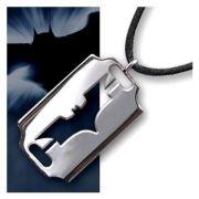 Batman - náhrdelník Razor