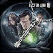 náhrdelník Doctor Who sonický šroubovák