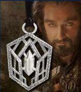 Náhrdelník Hobit (The Hobbit) - Thorin
