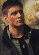 Supernatural (Lovci duchů) - amulet / náhrdelník Dean Winchester jednostranný