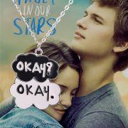 Hvězdy nám nepřály náhrdelník Okay