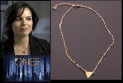náhrdelník Regina Bylo nebylo (Once Upon A Time)