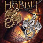 Hobit (The Hobbit) náhrdelník Drak
