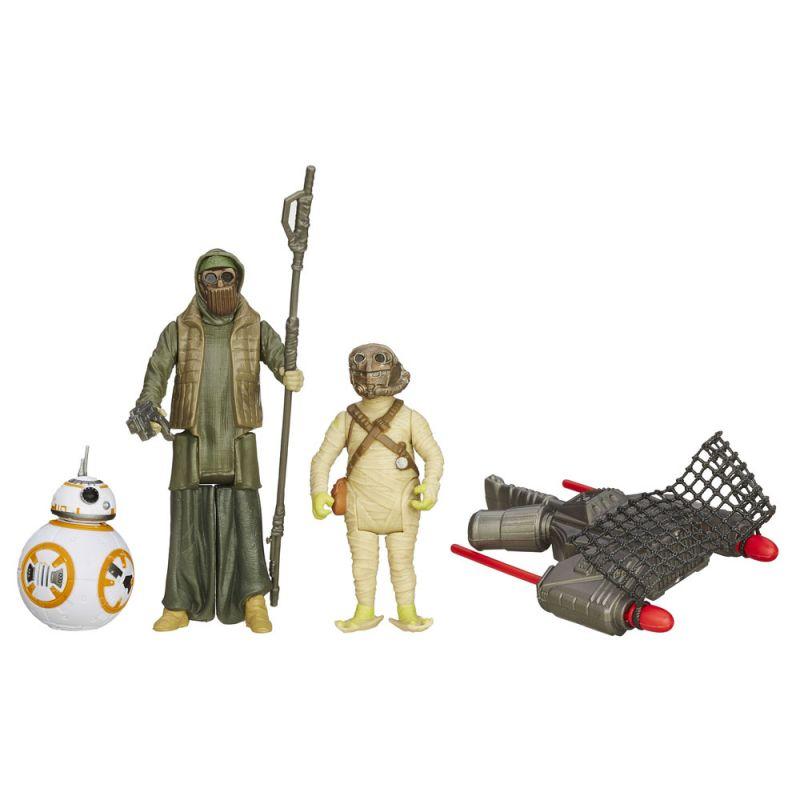 figurky Star Wars BB-8 Unkar's Thug Jakku Scavenger Hasbro