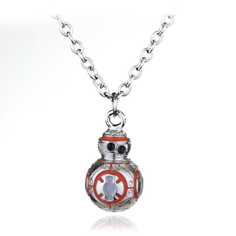 Star Wars náhrdelník BB-8
