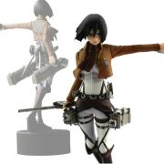 figurka Attack on Titan - Mikasa Ackerman