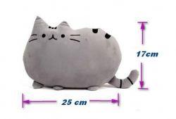 polštář Pusheen kočička - plyšák 25 cm