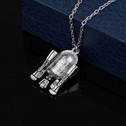 náhrdelník Star Wars R2-D2