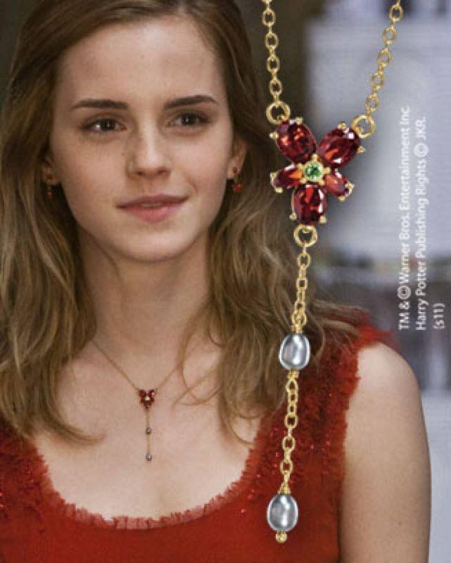 Harry Potter - Hermionin náhrdelník/náhrdelník Hermiona