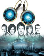 Hvězdná brána (Stargate) - náušnice