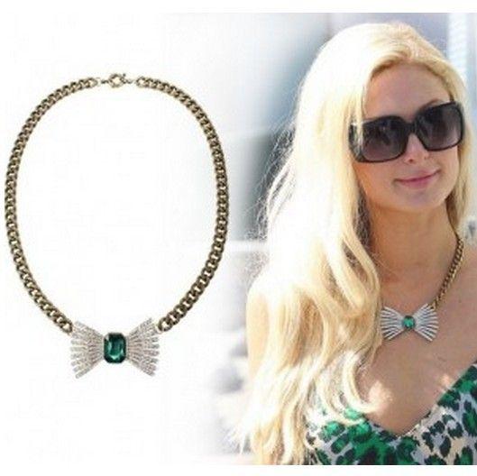 Náhrdelník Paris Hilton Mašle