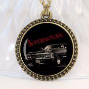 Supernatural / Lovci duchů náhrdelník Impala