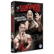 WWE Wrestling Survivor Series 2011 DVD