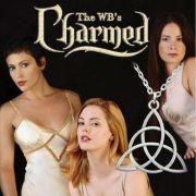 Charmed (Čarodějky) náhrdelník černý