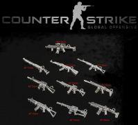 Náhrdelník CS Counter Strike