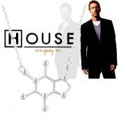 Doktor House: KOFEIN náhrdelník