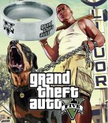 GTA 5 /Grand Theft Auto 5 prsten