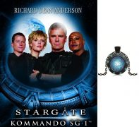 Hvězdná brána (Stargate) náhrdelník