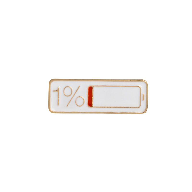Odznáček / odznak /brož 1% ENERGIE
