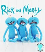 Rick a Morty (Rick and Morty) plyšák Mr. Meeseeks