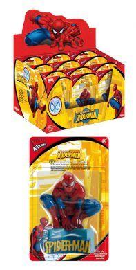 Spider-Man - narozeninová svíčka Spiderman