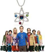 náhrdelník Teorie velkého třesku Atom velký