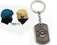 Counter Strike CS GO přívěšek na klíče