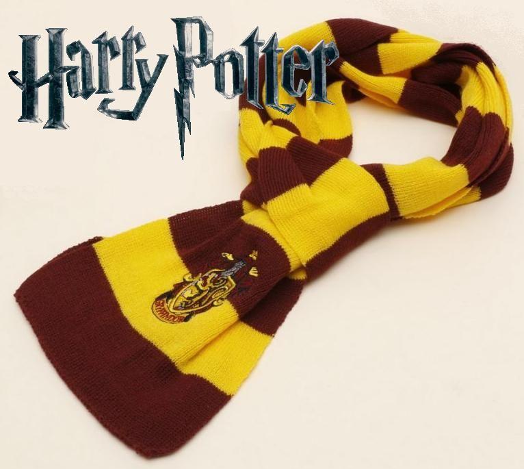 šála Harry Potter Nebelvír (Gryffindor)