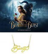 Kráska a zvíře / Beauty and Best náhrdelník Beauty