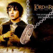 Prsten moci Pán prstenů (Lord of the Rings) - na řetízku