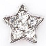 Plovoucí ozdoba do okénkového medailonku: hvězdička