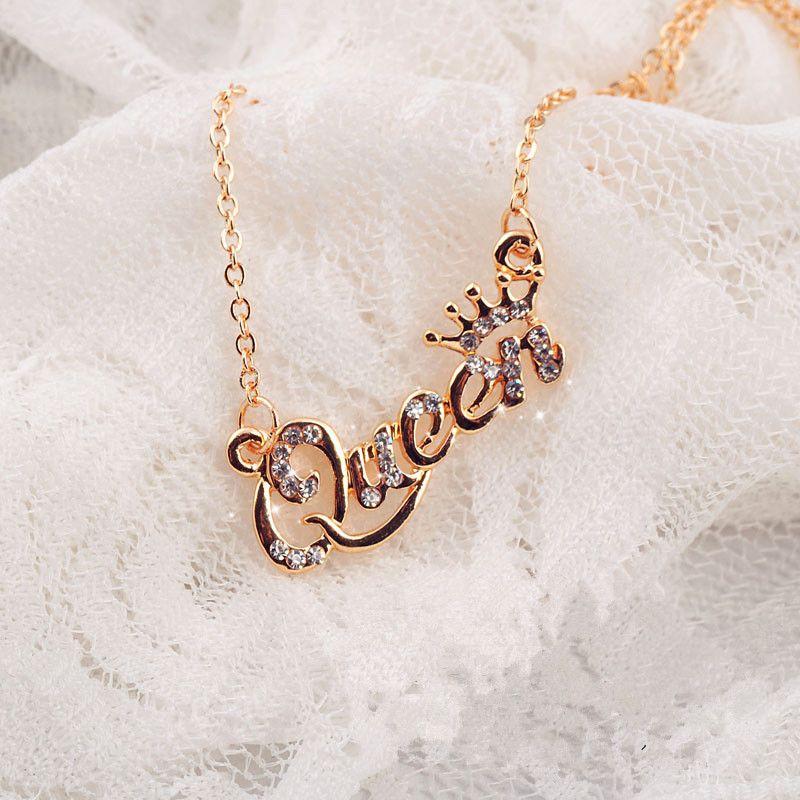 řetízek Queen