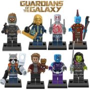 Strážci Galaxie / Guardians of The Galaxy Blocks Bricks Lego figurka