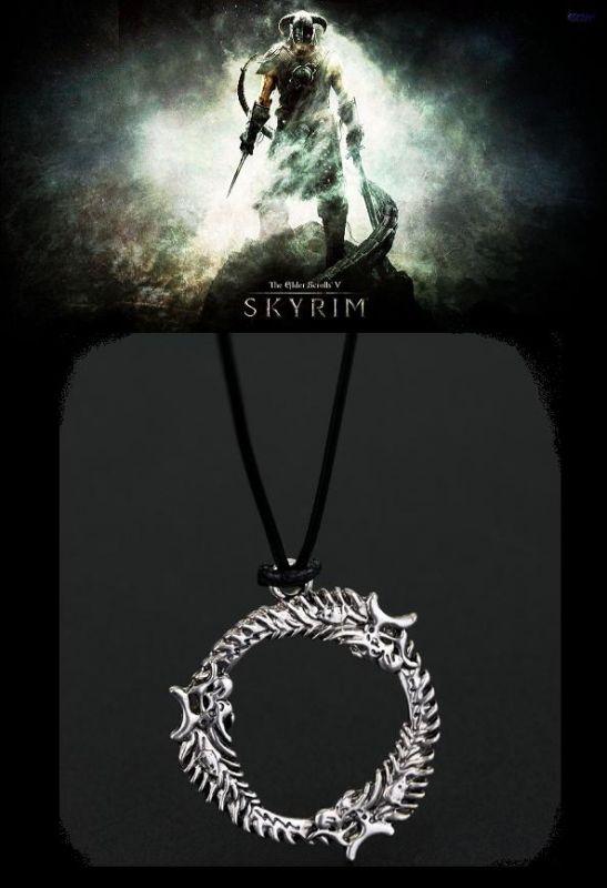 náhrdelník The Elder Scrolls V Skyrim D