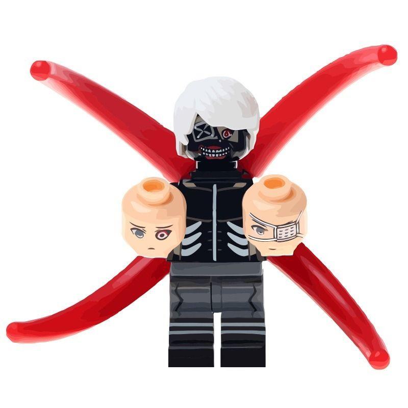 Tokio Ghoul block Bricks lego figurka Kaneki Ken Block World