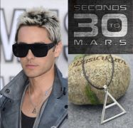 náhrdelník 30 Seconds To Mars Jared Leto (bižu)