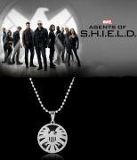 řetízek Agents of S.H.I.E.L.D. Logo (ocel)