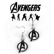 náušnice Avengers Logo